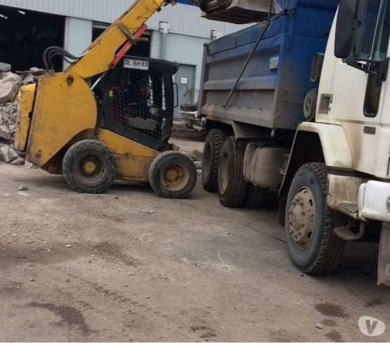 Retiro escombros estación central +56973677079 fletes renca quinta normal