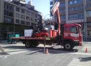 Transporte degruashorquillas y equipos moviles …