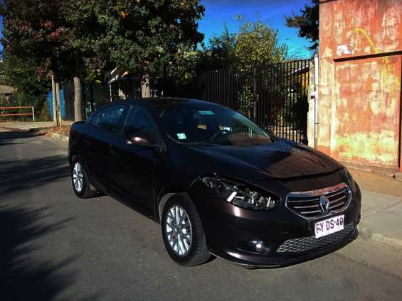 Renault fluence expression full equipo motor 2.0 año 2013