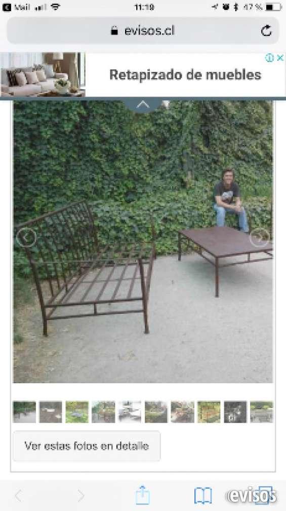 Fotos de Muebles fierro terraza   andres gasman 9