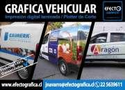 Grafica Vehicular y Plotter de Corte