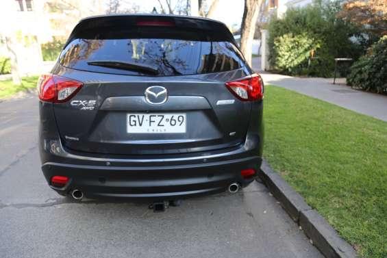 Mazda cx-5 2.2 diesel skyactiv gt auto 4w 2014