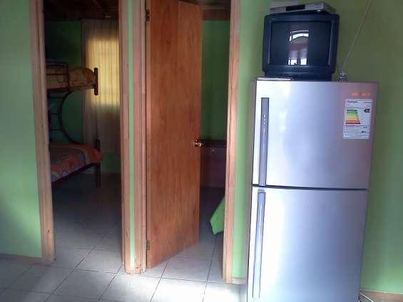 Refrigerador y tvcable