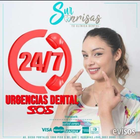 Urgencia dental 24/7 actualizado 2018