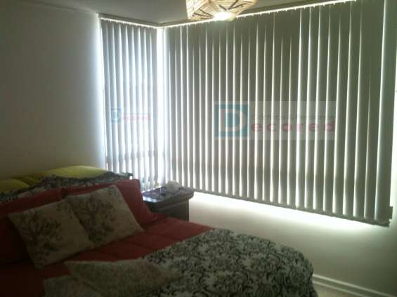 Cortinas verticales black-out decored