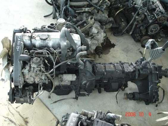 Motor hyundai porter 2.5