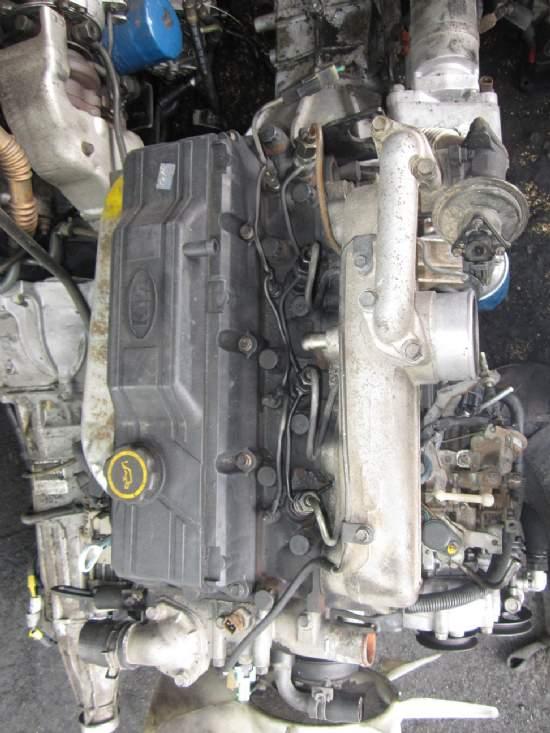 Motor kia frontier 2.7