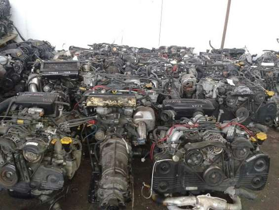 Motor subaru turbo caja mecanica