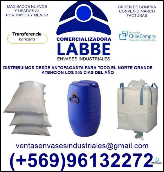 Proveedor de sacos y maxisacos en antofagasta