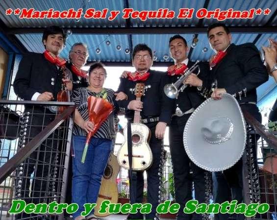 Santiago y sus comunas mariachi sal y tequila