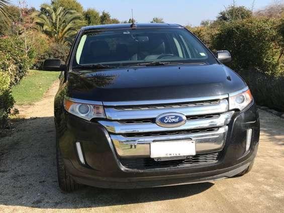 Ford edge 2012 sel full tope de linea