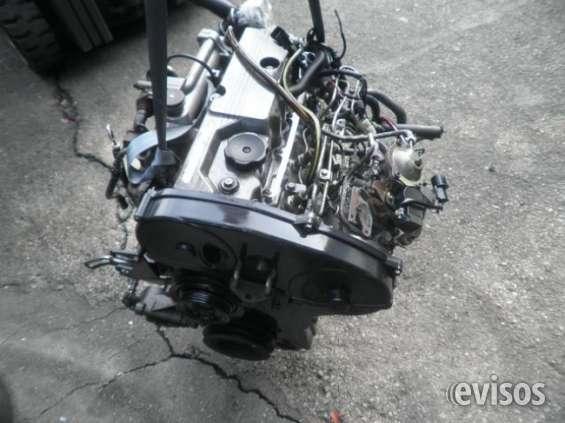 Motor mitsubishi rvr 4d68 turbo diesel