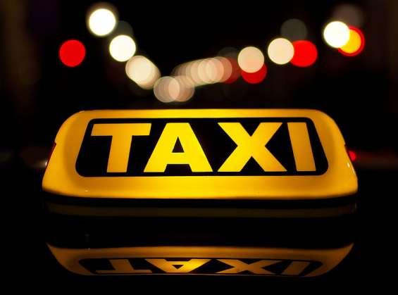 Chófer taxi básico rm