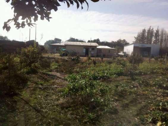 Gran parcela en monte lorenzo, san vicente de tagua tagua