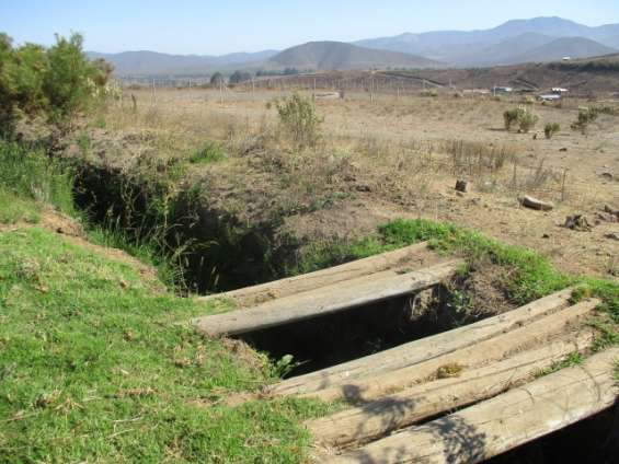Vendo parcela de 5000mts2 sector el romero en serena