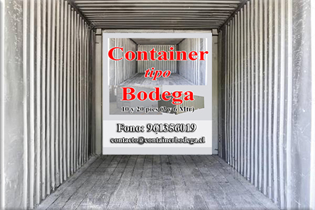 Containerbodega.cl