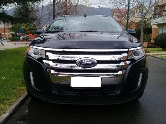 Ford edge 2012 full tope de linea