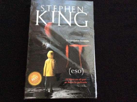 Libro it (eso) de stephen king