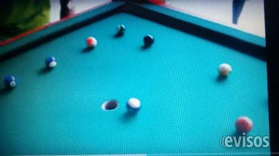 Mesas de pool (nuevas)
