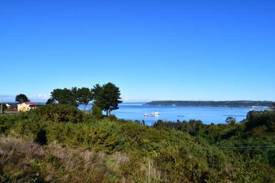 Chinquihue - costa tenglo parcela vista al mar.-