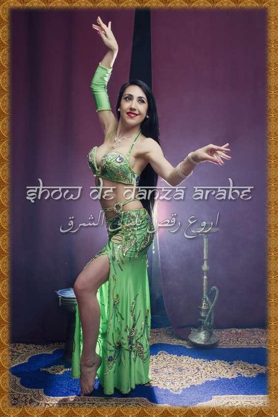 Show de danza arabe para fiestas y eventos