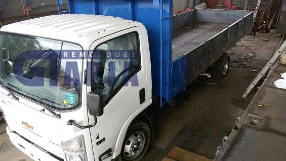Carrocerías para camiones en santiago de chile