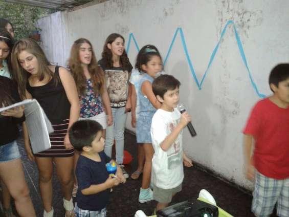 Karaoke infantiles