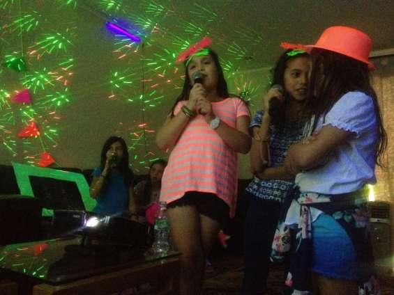Fiestas infantiles en arica