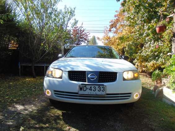 Nissan sentra xe 1.8 año 2006 mecánico, 97000 klm.