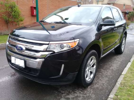 Ford edge 2012 full tope de linea unica dueña