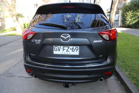 Mazda cx5 skyactiv 2.2 gt 4w4 automático full diésel 2014 40206 kms