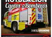 ROTULACION AUTOADHESIVA DE VEHICULOS DE EMERGENCIAS