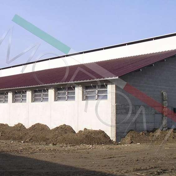 Paneles de cubierta agropecuario agropanel