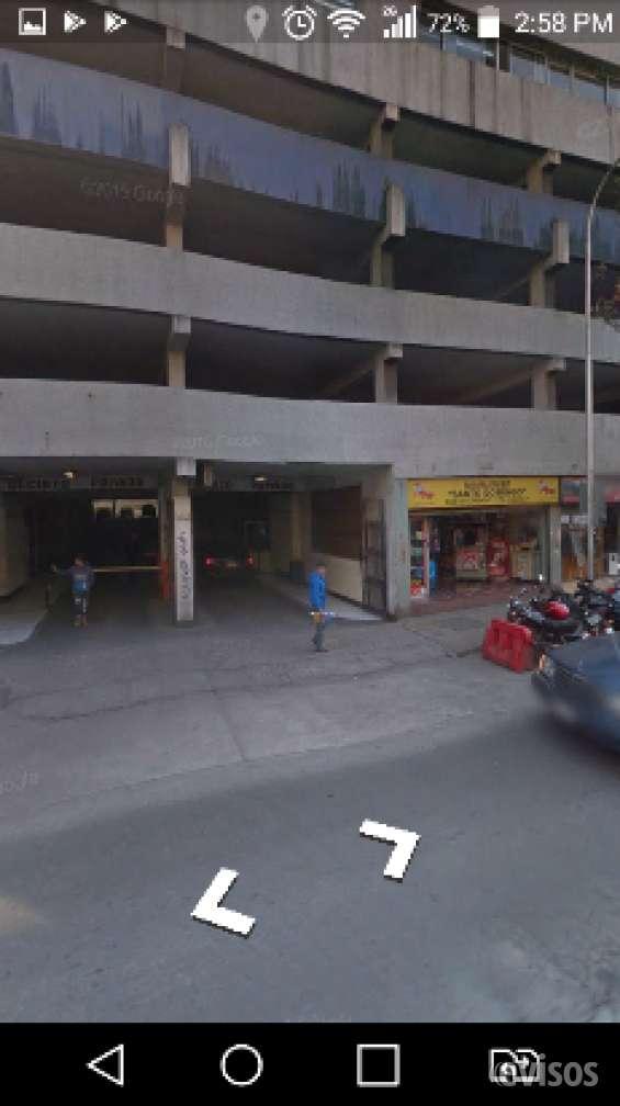 Arriendo estacionamientosa ntiago centro