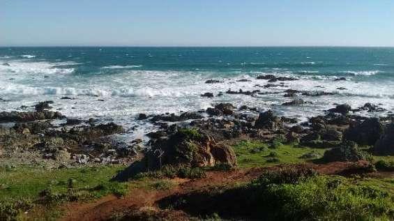 Vista roquerio y costanera