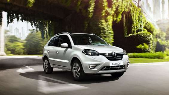 Renault koleos 2.0 diesel, automático 4x2 / 4x4, 2016