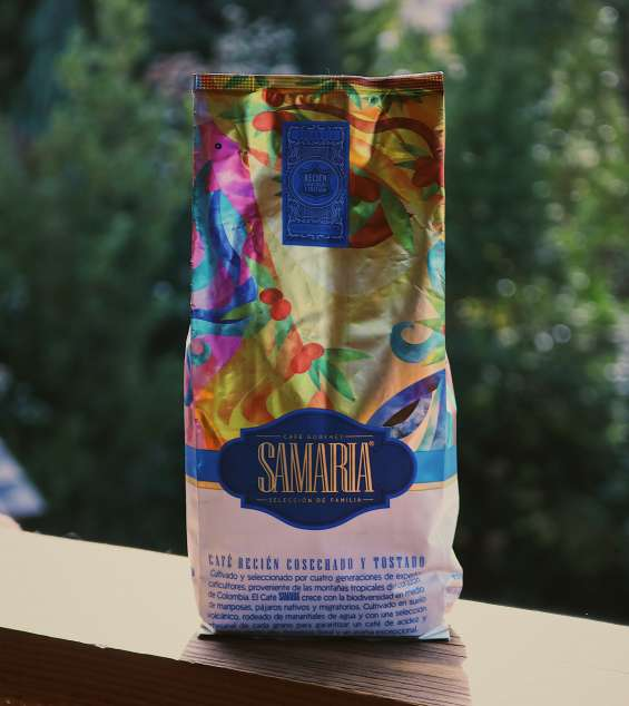 Cafe gourmet colombiano fina seleccion