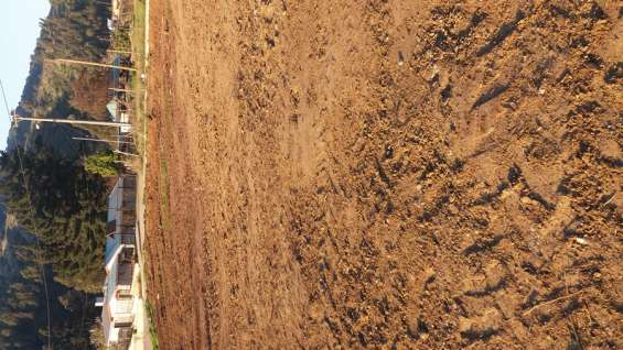Vendo terreno $ 72000000 1.650 m2 reñaca alto viña
