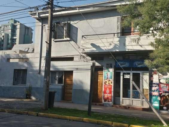 Casa ñuñoa 370 m2 para supermercado, restaurante