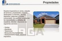 Corredores de propiedades .