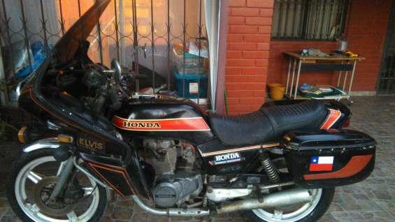 Moto honda cb 250 1981