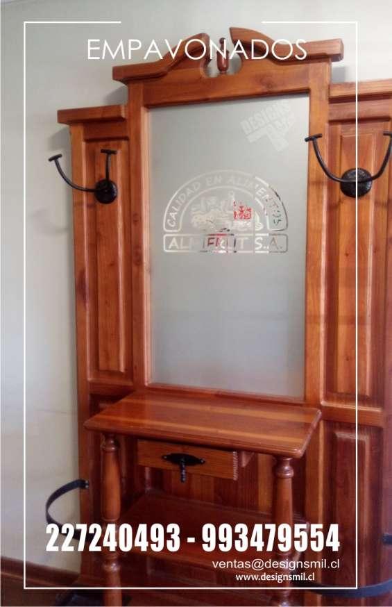 Empavonado para vidrios, ventanales y puertas de acceso