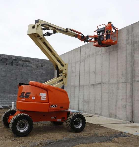 Servicio técnico, repuestos y reparación de plataformas para trabajo en altura