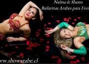 Show de Odaliscas, Baile Árabe para Cumpleaños, Matrimonios, Fiestas, Eventos