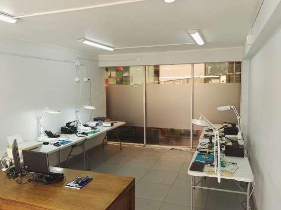 Arriendo espacio para servicio tecnico celular