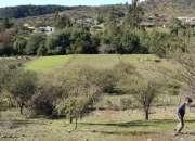 Vendo terreno $60.000.000.- quebrada escobares villa alemana