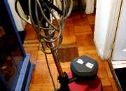 Abrllantadora de piso, usada ,poco