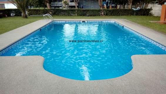 Construcción de piscinas en chillan