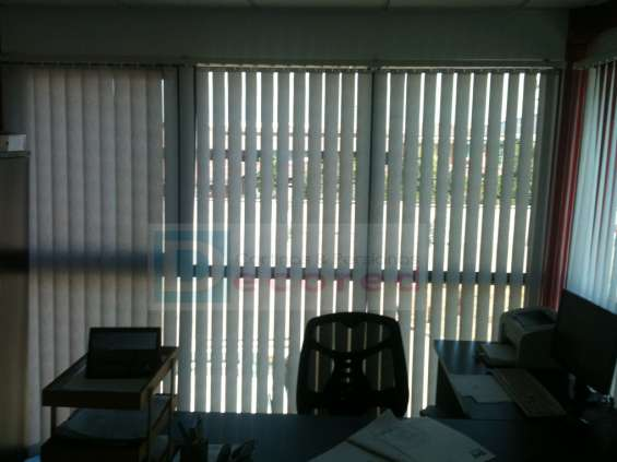 Cortinas verticales decored