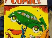 Action Comics Numero 1 Debut Superman 1938